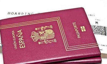Solicitudes de nacionalidad por residencia por vía telemática